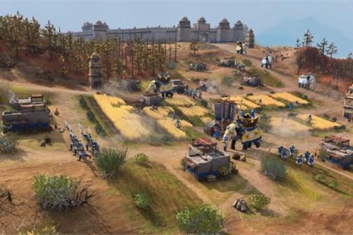 《帝國時代4》上架Steam 預計秋季發售