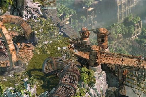 科幻冒險游戲《美麗荒境》5月28日登陸PS4與NS