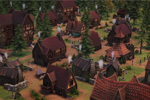 城市建造游戲《遙遠王國》5月5日開啟搶先體驗