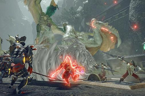 Fami通一周销量:《怪物猎人:崛起》四连冠