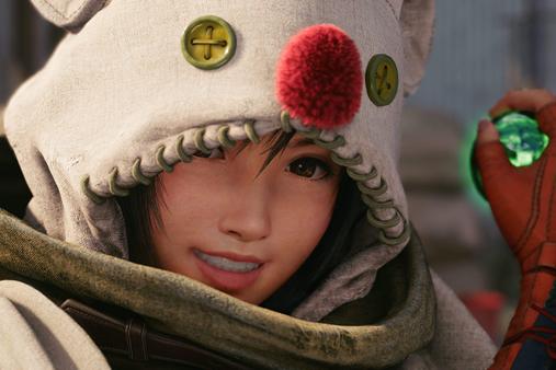 《最终幻想7重制版》总监谈新章节的尤菲