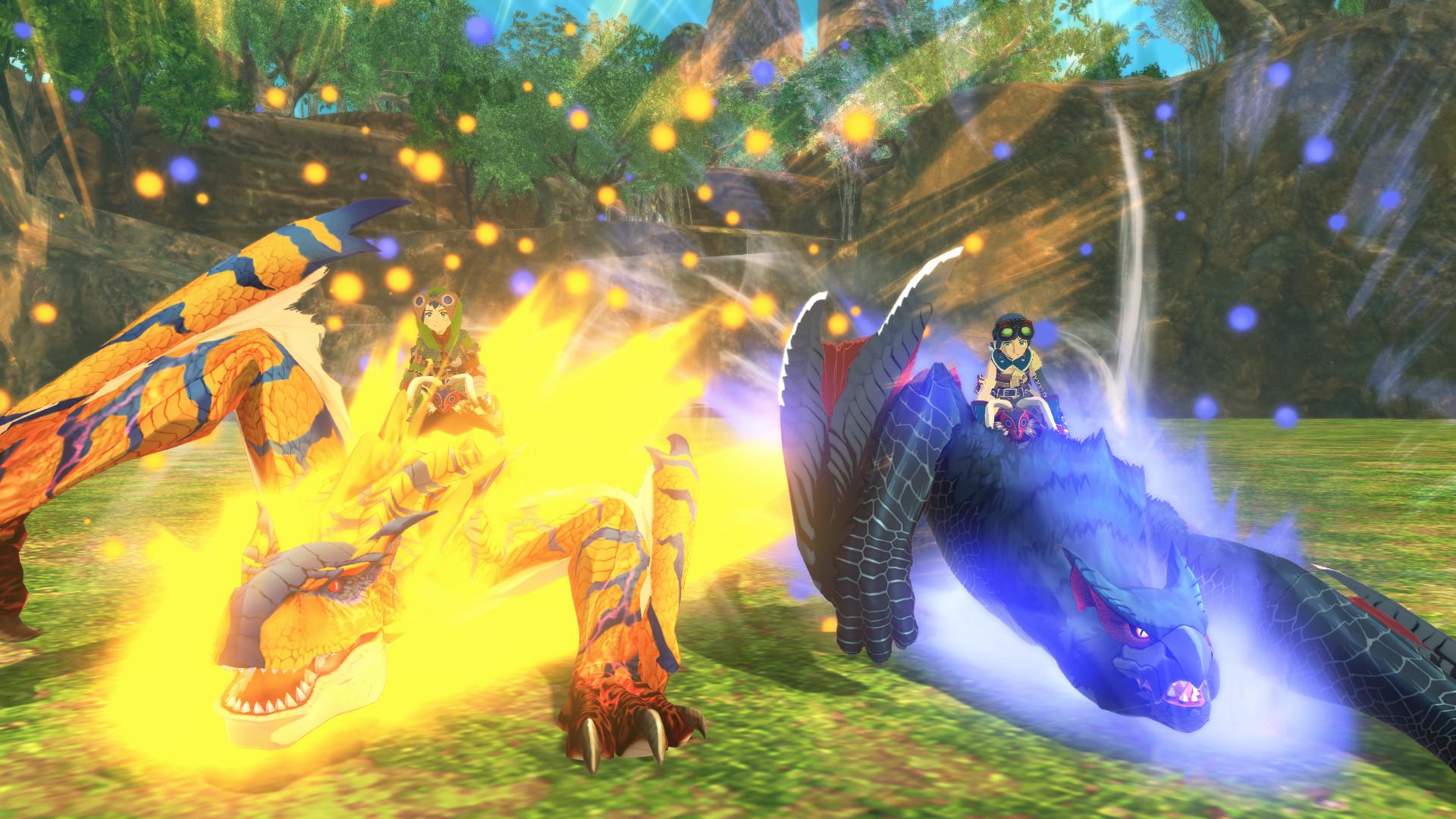 怪物猎人物语2:破灭之翼图片