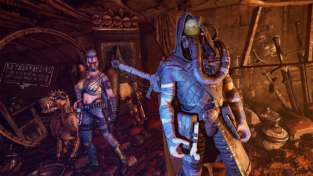 《涅克罗蒙达:赏金猎人》迎来第一次补丁 坚实第一步 游戏资讯 第1张