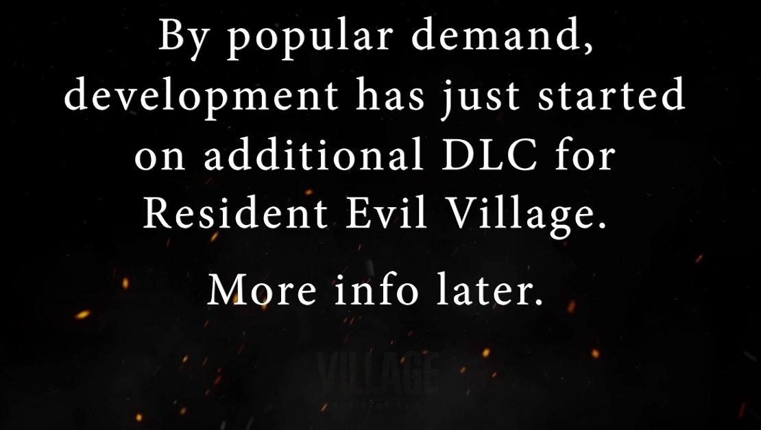 《生化危机:村庄》扩展内容确定开发中 详情日后公布 游戏资讯 第1张