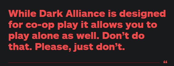 《龙与地下城:黑暗联盟》现正式发售 评分翻车大暴死 游戏资讯 第5张