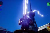 《英雄不再 3》公开激光剑演示 超尬充电动作仍然健在