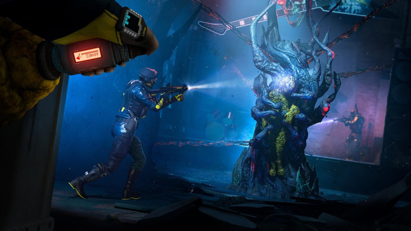 《彩虹六号:异种》总监透露 并非单纯射击更考验战术 游戏资讯 第2张