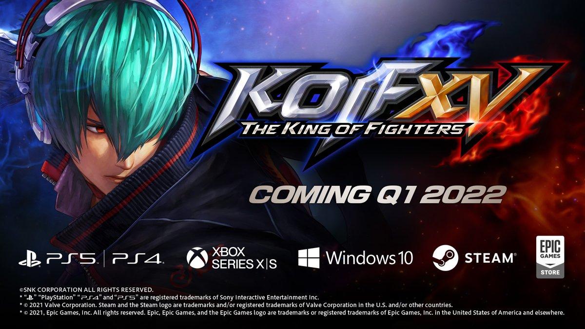 《拳皇15》将于明年春季发售 众多知名格斗家都将回归 游戏资讯 第1张