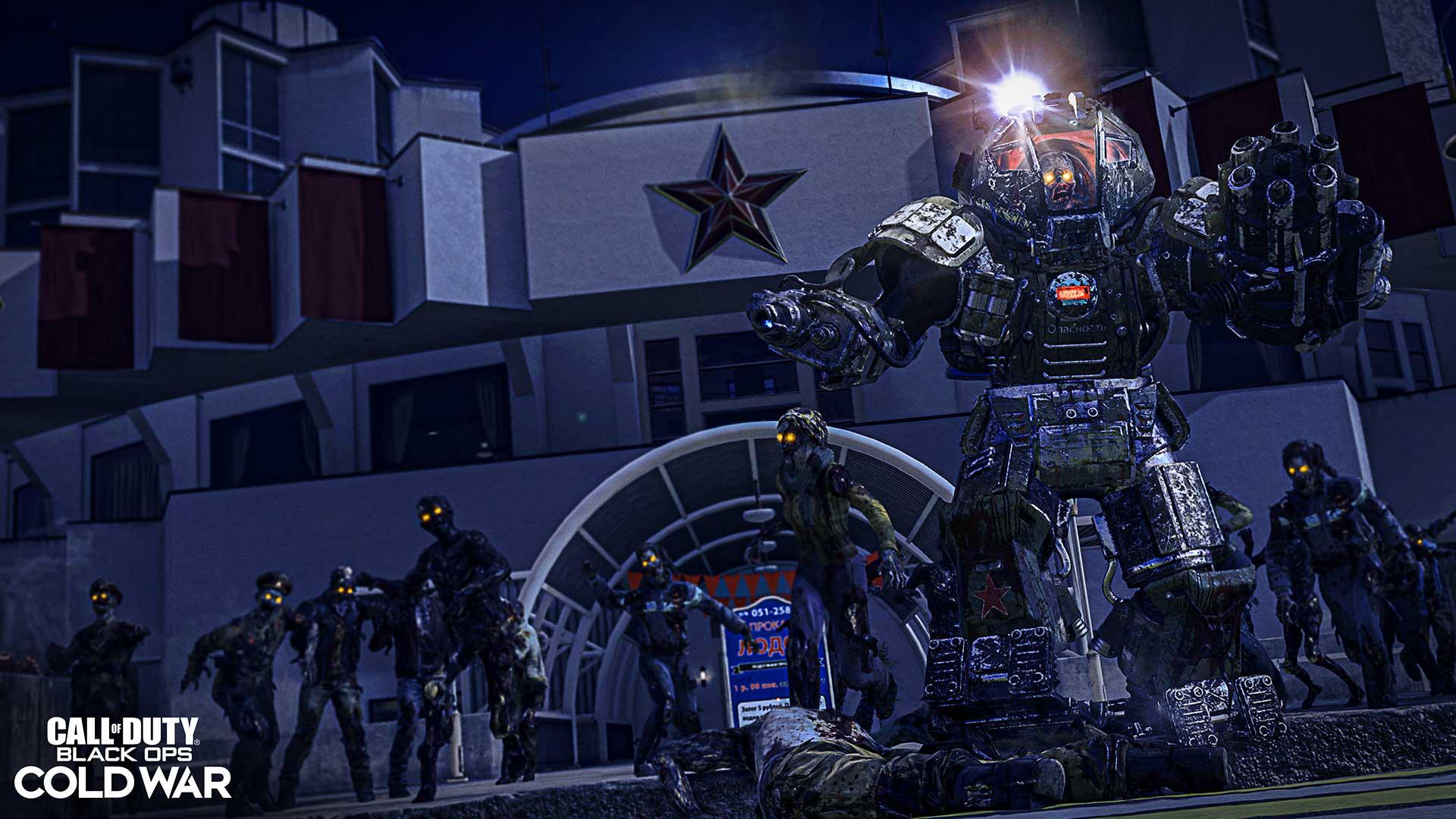 《使命召唤17》第四赛季预告片 介绍了丧尸模式新地图 游戏资讯 第1张
