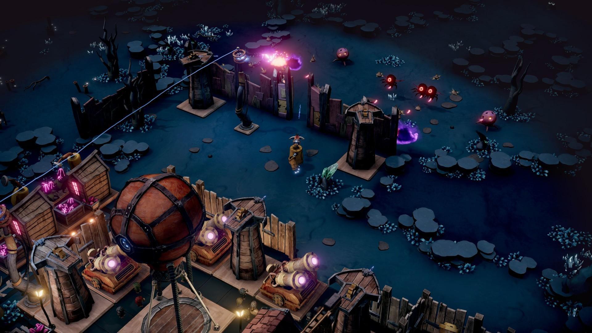 梦幻引擎:游牧城市图片