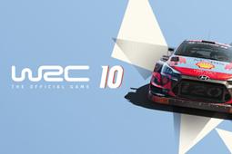 世界汽车拉力锦标赛10