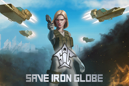Save Iron Globe