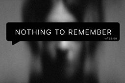 没什么要记住的