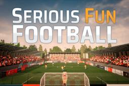 严肃有趣的足球