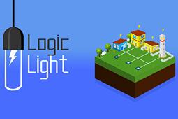 逻辑指示灯