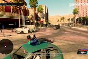 《黑道圣徒:重启版》新演示 车辆漂移及随车战斗玩法