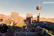 《黑道圣徒:重启版》试玩视频 翼装飞行以及械斗玩法