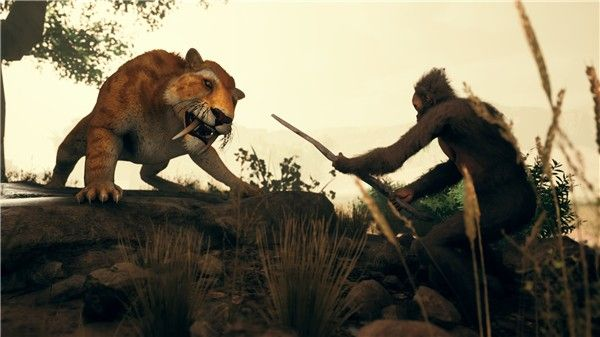 人类进化模拟器游戏
