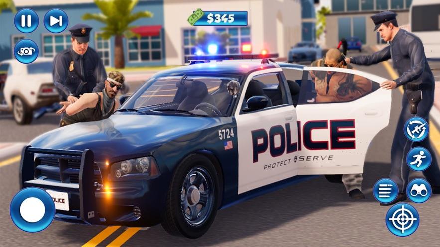 市警察匪徒復仇