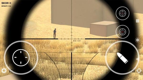 恐怖猎人狙击手