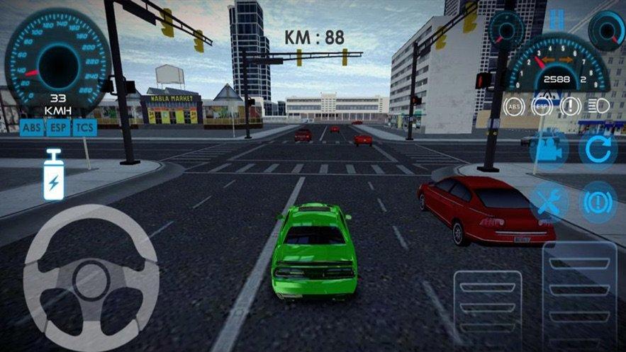 城市汽车驾驶19
