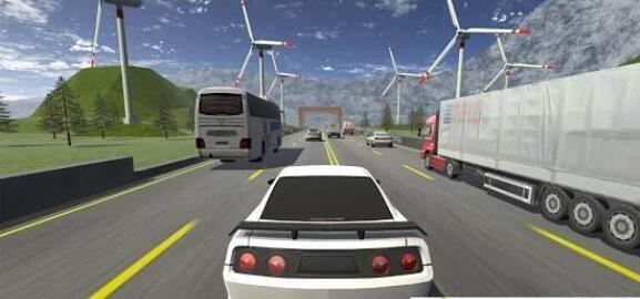 快速汽車駕駛模擬器