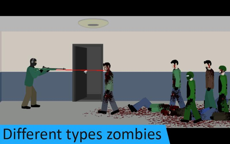 死亡射击防御与清理