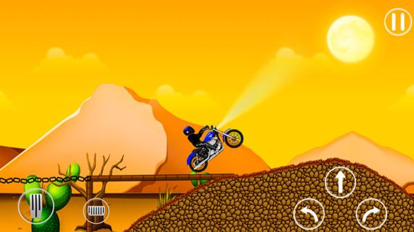 刺激摩托比赛