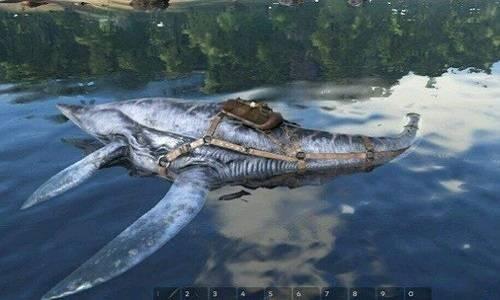 蛇颈龙模拟器