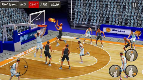 狂热篮球2019