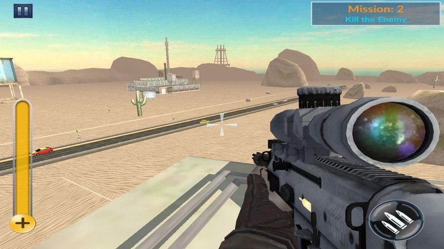 狙击手杀手公路