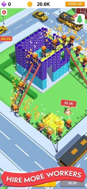 闲置建筑3D