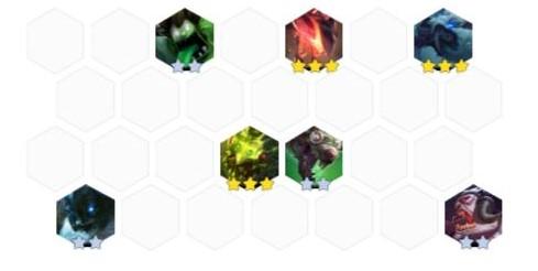 云顶之弈9.23排位赛T1阵容一览 新版本最强上分阵容大全(图4)