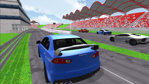 智能AI赛车驾驶