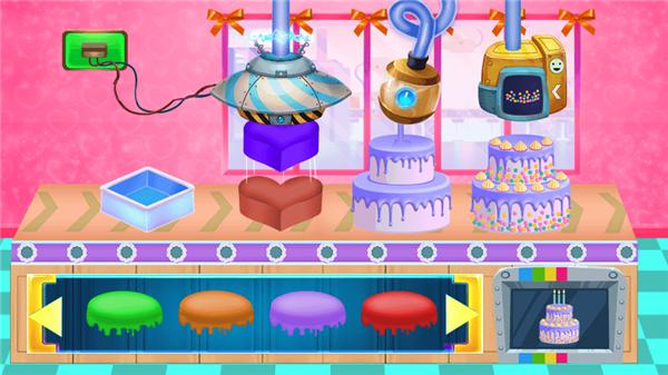 生日派对蛋糕厂