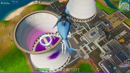 堡垒之夜电厂圆环在哪 跳伞通过电厂附近的圆环怎么完成
