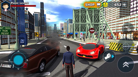 犯罪集团3D