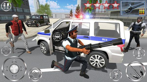 俄罗斯警察模拟器