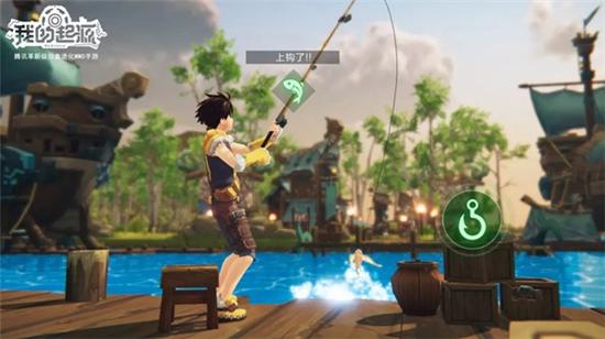我的起源钓鱼怎么玩 全新钓鱼玩法说明