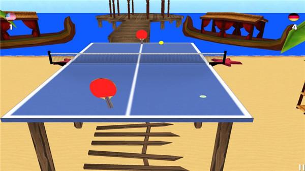 我打乒乓球賊六
