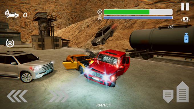 汽车疯狂项目2