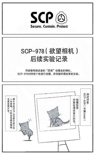 scp欲望相机