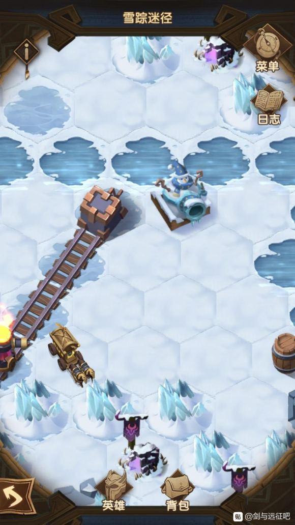 剑与远征雪踪迷径详细图文攻略大全