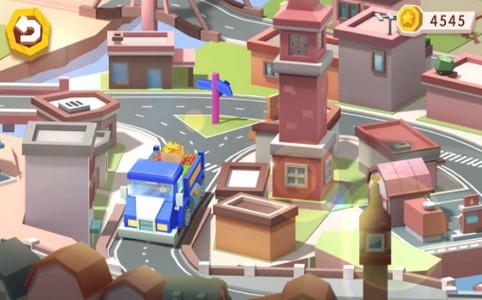 小镇农场卡车