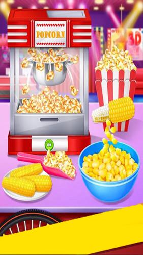 电影美食派对