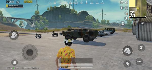 和平精英装甲车在哪里 和平精英装甲车获得方法及位置分享