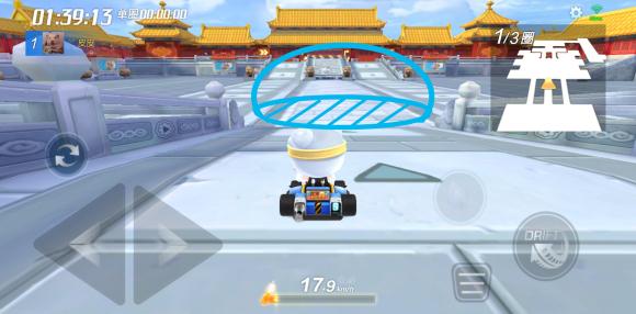 跑跑卡丁車手遊龍之宮殿道具圖水點位置大全攻略