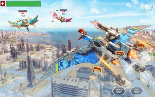 怪物世界恐龙战争3D