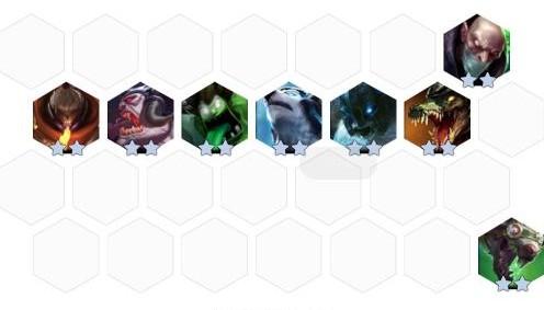 云頂之弈10.1劇毒狂戰怎么玩 新版本劇毒狂戰陣容玩法詳解