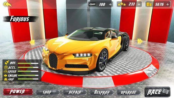 极端赛车3D跑车赛